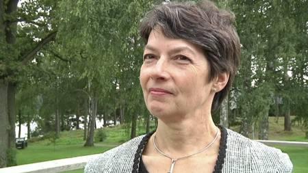 Statsadvokat Marianne Ny er påtaleansvarlig i Assange-saken.   (Foto: ANGELICA KARLSSON/Afp)