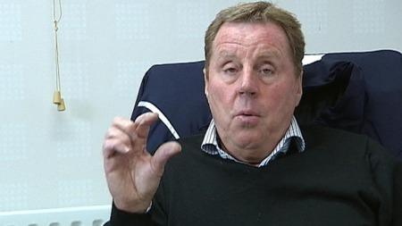 Harry Redknapp (Foto: TV 2)