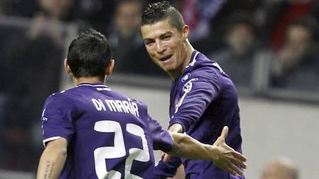 Cristiano Ronaldo (Foto: BAS CZERWINSKI/Ap)