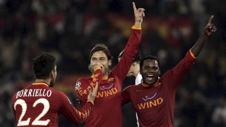 Francesco Totti (Foto: Riccardo De Luca/Ap)