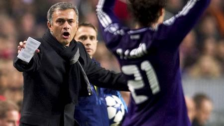 Jose Mourinho (Foto: UNITED PHOTOS/Reuters)