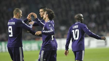 Real Madrid (Foto: JOHN THYS/Afp)