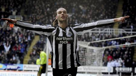 Andy Carroll, Newcastle. (Foto: John   Giles/Pa Photos)