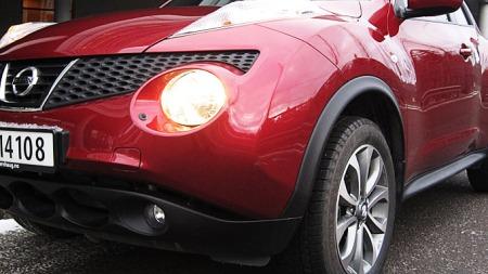 Nissan-Juke-front-lykt