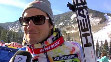 Aksel Lund Svindal (Foto: TV 2/)