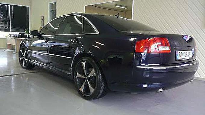 Audi-A8 (Foto: Privat)
