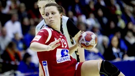 Nora Mørk. (Foto: Lien, Kyrre/Scanpix)