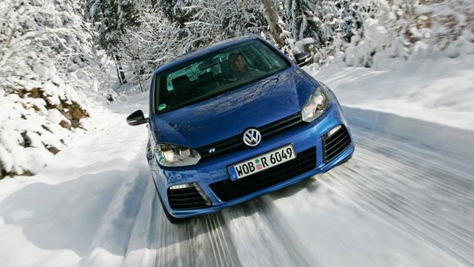 Volkswagen Golf - en suveren salgsuksess i Norge i 2010.
