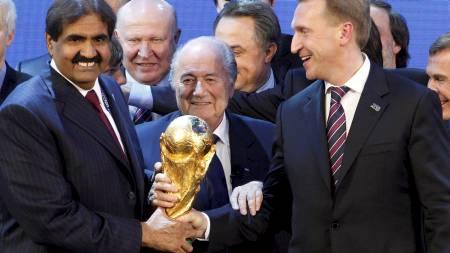 Sepp Blatter (Foto: CHRISTIAN HARTMANN/Reuters)