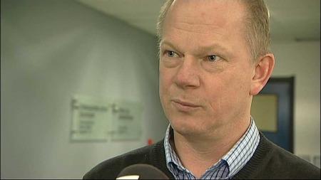 politiadvokat Yngve Skovly i Sunnmøre politidistrikt (Foto: TV 2)