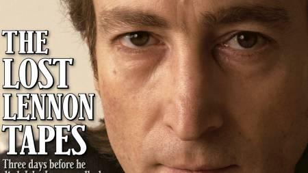 SISTE INTERVJU: Rolling Stone Magazine trykker fredag et lengre intervju med John Lennon som hittil har vært ukjent. (Foto: Rolling Stone/Ap)
