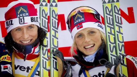 Marit Bjørgen (Foto: Lien, Kyrre/SCANPIX)