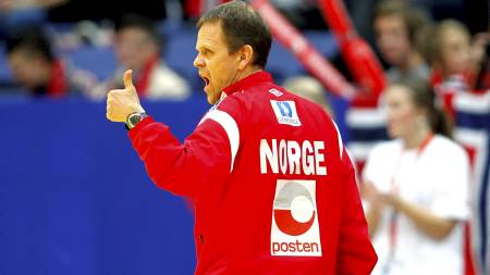 Thorir Hergeirsson. (Foto: Kallestad, Gorm/Scanpix)