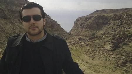 ANTATT SELVMORDSBOMBER: Taimour Abdulwahab er mannen som sprengte   seg selv i Stockholm. (Foto: -/Afp)