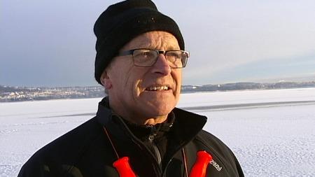 ISKJENNER: Johann E. Mellbye. (Foto: TV 2)