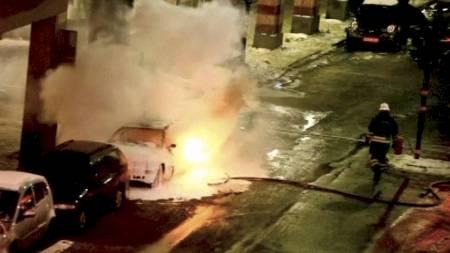 TERROREN RYKKER NÆRMERE: Norske myndigheter bør   se på egne tiltak mot terror etter helgens aksjon i Stockholm. (Foto:   REUTERS TV/Reuters)