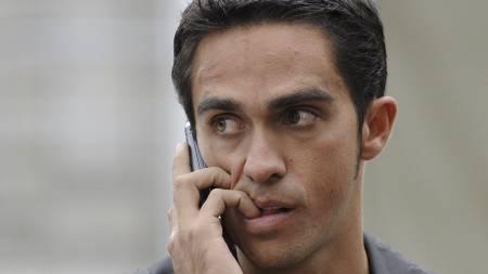 Alberto Contador (Foto: Paco Paredes/Ap)