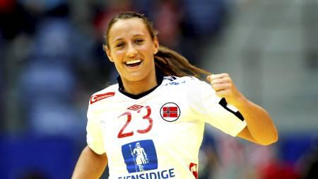 Camilla Herrem (Foto: Kallestad, Gorm/Scanpix)