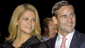 UTROSKAP. Prinsesse Madelein og Jonas Bergstrøm hadde vært sammen   i 8 år, var forlovet og var klar for bryllup, da det ble klart at Bergstrøm   var utro.