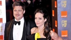 HOLDER SAMMEN. Angelina og Brad har holdt sammen i mange år   til tross for et tøft liv i rampelyset.