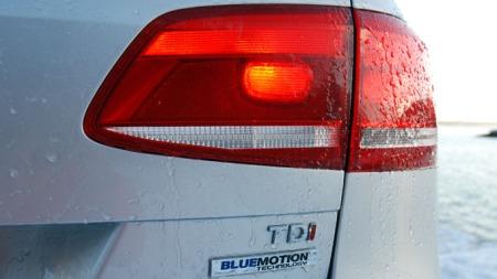 VW-Passat-2011-Detalj-bak (Foto: Benny Christensen)
