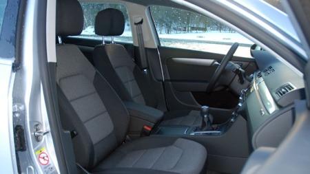 VW-Passat-2011-forseter (Foto: Benny Christensen)