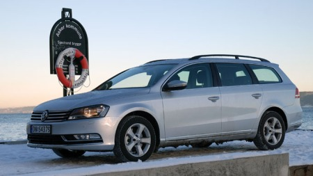 VW-Passat-2011-siden (Foto: Benny Christensen)