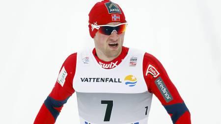 Petter Northug jr (Foto: Kallestad, Gorm/Scanpix)