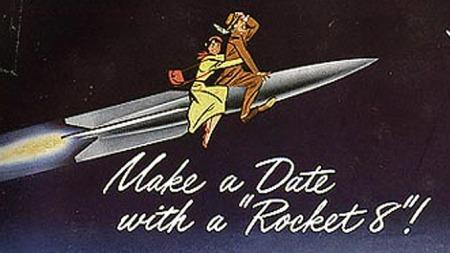 Fra fabrikkbrosjyren for 1950 Oldsmobile
