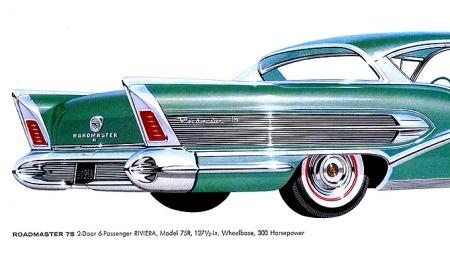 1958 Buick Roadmaster Riviera