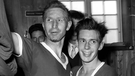 Legender: Thorbjørn Svenssen og Roald Jensen (Foto: NTB/Scanpix/NTB scanpix)