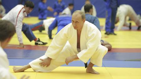 Judo krever barneliv (Foto: RIA Novosti/Reuters)