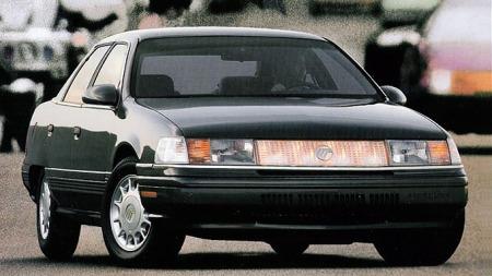 1991 Mercury Sable