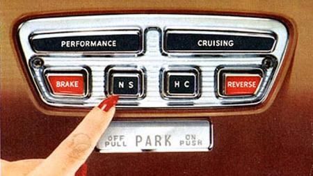Fra fabrikkbrosjyren for 1958 Mercury.