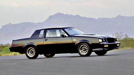 buick gnx 2