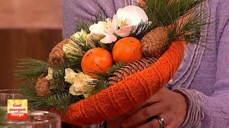 mansjett VM-blomst (Foto: TV 2)