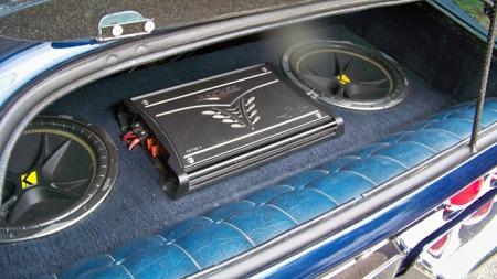 1973 Corvette stv