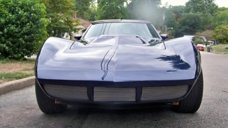 1973 corvette stasjonsvogn