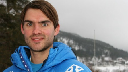 Henrik Thodesen (Foto: Eirik Bratthammar)