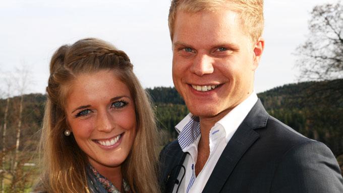 Jeanett Vasskog, Christian Fredrik Sandberg (Foto: Maren Aftret Næss / TV 2)