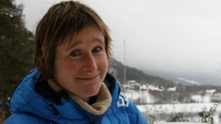 Linda Eide. (Foto: Eirik Bratthammar)