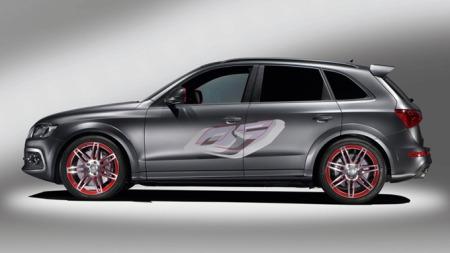 Superutgavene av Q5 blir nok av typen veeeldig lav suv.  Foto: Audi