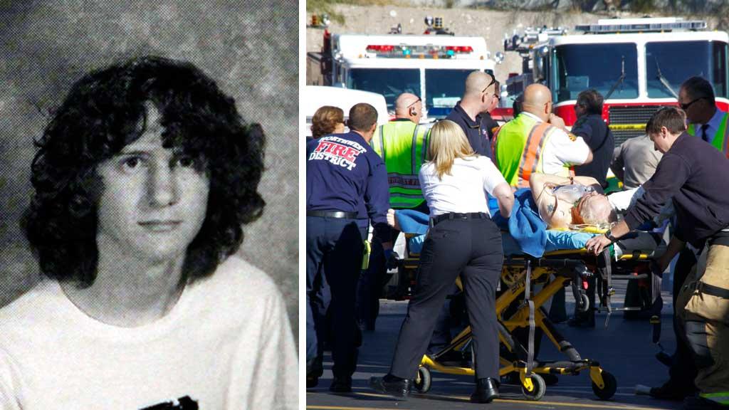 Jared L. Loughner sier seg skyldig i å stå bak massakren i Tuscan, Arizona.