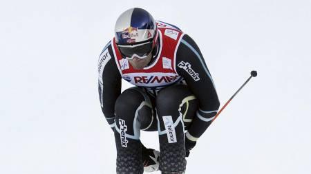 Aksel Lund Svindal (Foto: DIMITAR DILKOFF/Afp)
