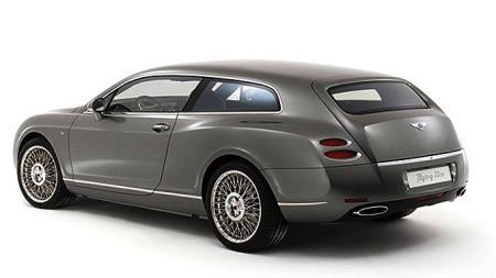 Bentley-stasjonsvogn-bakfra