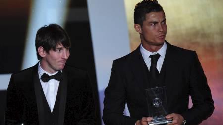 TJENER MEST: Cristiano Ronaldo tjener mest i Europa. (Foto: FRANCK FIFE/Afp)