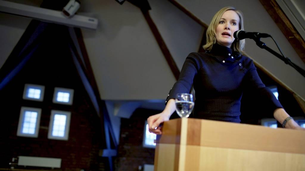 MOT COMEBACK: Kristelig folkepartis tidligere nestleder Inger Lise Hansen kan vere på vei tilbake til rikspolitikken etter valget i 2013. (Foto: Solum, Stian Lysberg/SCANPIX)