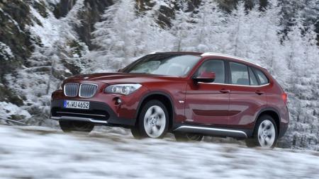 Den nye motoren kommer først i denne bilen. Seinere i år blir den også å finne i 5-serie. Foto: BMW