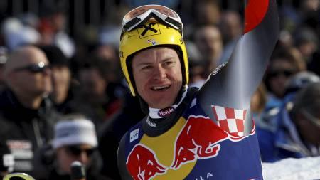 Ivica Kostelic (Foto: LEONHARD FOEGER/Reuters)