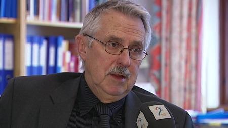 BEKYMRET: Fylkeslege i Oslo og Akershus, Petter Schou. (Foto: TV 2)